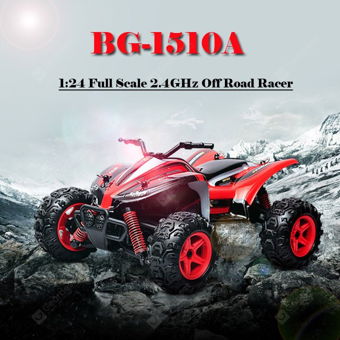 SUBOTECH BG1510A 1-24 Full Scale 2.4G 4WD Drift Racing Car High Speed Buggy