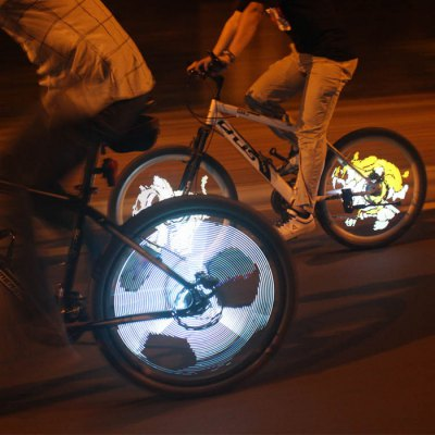 Yueqi YQ8008 Bicycle Light