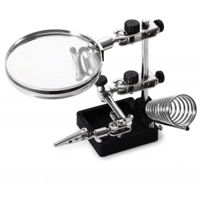SI105 Magnifier Soldering Stand