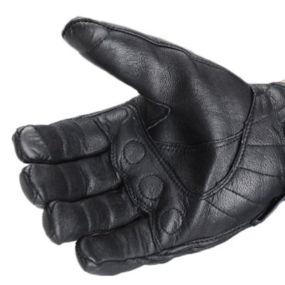 MOGE Men Full Finger Motorcycle Touch-Screen Protective GolveMotorcycle Gloves<br>MOGE Men Full Finger Motorcycle Touch-Screen Protective Golve<br><br>Accessories type: Motorcycle Gloves<br>Gender: Men<br>Function: Wearable,Breathable<br>Material: Leather<br>Size: M,L,XL<br>Color: Black<br>Product weight: 0.200KG<br>Package weight: 0.300 KG<br>Package size (L x W x H): 27.000 x 17.000 x 7.000 cm / 10.63 x 6.693 x 2.756 inches<br>Package Contents: 2 x Leather Motorcycle Glove