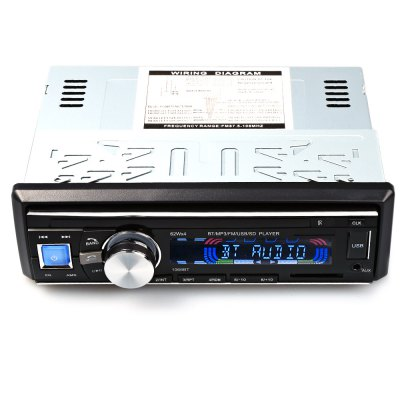 1068 Bluetooth V2.0 Car Audio Mp3 Player