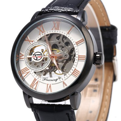 Forsining Men Self-Winding Auto Mechanical Watch