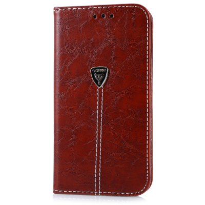 ФОТО Magnetic Flip Leather Case Cover for Samsung S6
