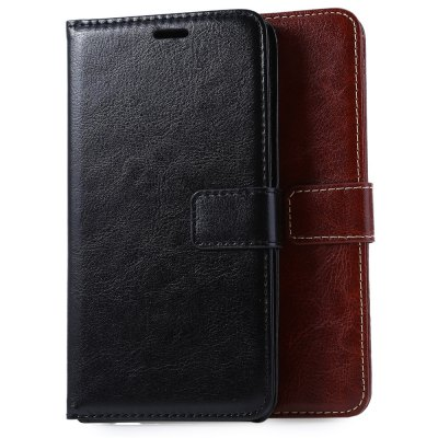 Magnetic Card Slot Wallet Stand Leather Flip Case for Redmi Note 2