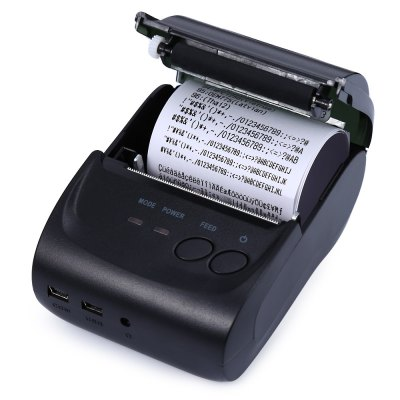 ZJ - 5802LD Bluetooth 2.0 58mm Thermal Receipt Printer