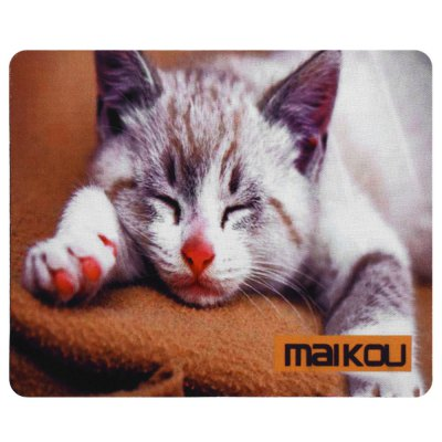Maikou Mouse Pad Sleeping Cat