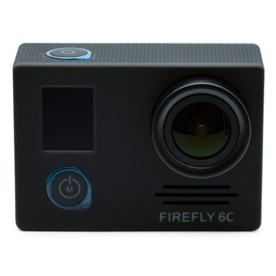 Hawkeye Firefly 6C 4K 12MP Ultra HD Action Camera Camcorder