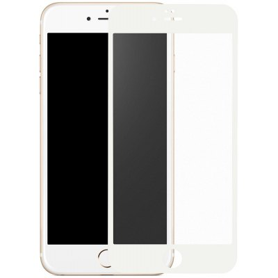 Angibabe 0.2mm Frosted Tempered Glass Screen Film for iPhone 6 Plus / 6S Plus