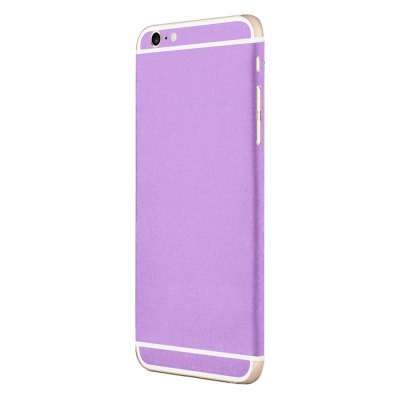 Angibabe Frosted Shimmering Back Protector for iPhone 6 Plus / 6S PlusIPhone Screen Protectors<br>Angibabe Frosted Shimmering Back Protector for iPhone 6 Plus / 6S Plus<br><br>For: Cell Phone<br>Brand: Angibabe<br>Compatible Phone Brand: Apple iPhone<br>Compatibility: iPhone 6S Plus,iPhone 6 Plus<br>Type: Protective Film<br>Features: Anti scratch<br>Material: PET<br>Product weight: 0.001KG<br>Package weight: 0.033 KG<br>Product Size(L x W x H): 14.000 x 8.300 x 0.010 cm / 5.512 x 3.268 x 0.004 inches<br>Package size (L x W x H): 17.700 x 9.400 x 0.100 cm / 6.968 x 3.701 x 0.039 inches<br>Package Contents: 1 x Back Protector, 1 x Cleaning Cloth