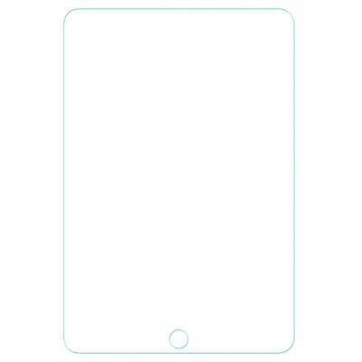 Angibabe 0.3mm Curve Tempered Glass Screen Film for iPad Pro