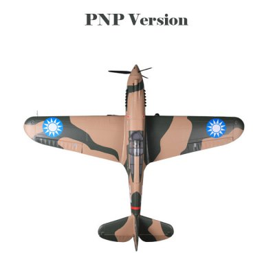FMS P - 40B RC Glider Model PNP Version