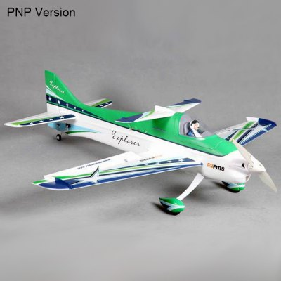 FMS 1020MM F3A RC Fixed-wing Aeroplane PNP Version 3S Power