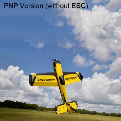FMS 1100MM MXS RC Fixed-wing Aeroplane PNP Version without ESC