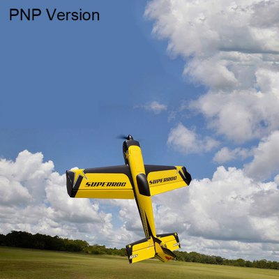 FMS 1100MM MXS RC Fixed-wing Aeroplane PNP Version