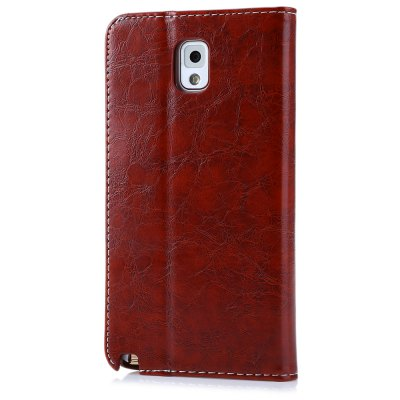 Magnetic Flip Leather Case Cover for Samsung Note3