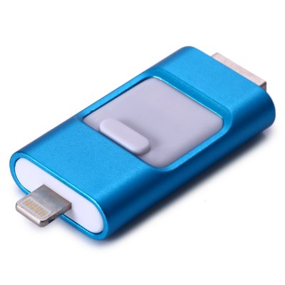 P8 High Speed 16GB FlashDrive 8Pin USB Flash Disk