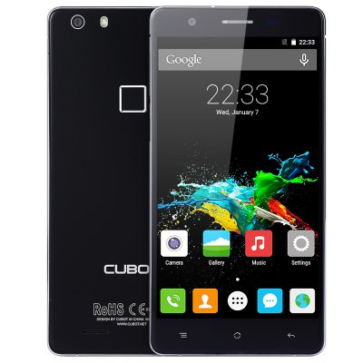 Cubot S550 5.5 inch 4G Phablet