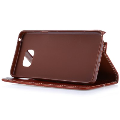 Magnetic Flip Leather Case Cover for Samsung Note5