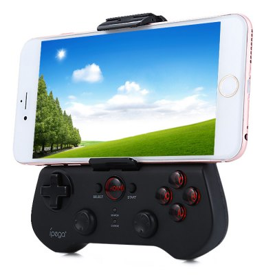 Gearbest IPEGA PG-9017S Wireless Bluetooth 3.0 Gamepad Game Controller with Stand