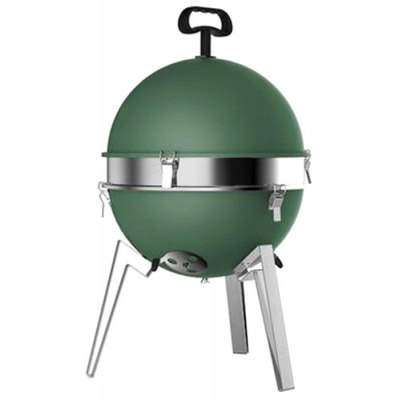 AGSUN Multi-function Egg Shaped Grill for Picnic