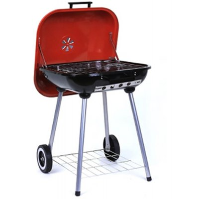 ФОТО 18 Inches Square Stainless Steel Grill for Barbecue