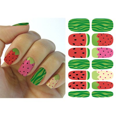 DIY Nail Art Decoration StickerNail Sticker<br>DIY Nail Art Decoration Sticker<br><br>Type: Trendy<br>Features: Lightweight,Easy to Carry,Environment Friendly<br>Functions: Comestic for Party,Waterproof<br>Material: Others<br>Product weight: 0.010 kg<br>Package weight: 0.040 kg<br>Product size (L x W x H): 10.500 x 6.000 x 0.100 cm / 4.134 x 2.362 x 0.039 inches<br>Package size (L x W x H): 11.000 x 11.000 x 0.500 cm / 4.331 x 4.331 x 0.197 inches<br>Package Contents: 1 x Nail Sticker