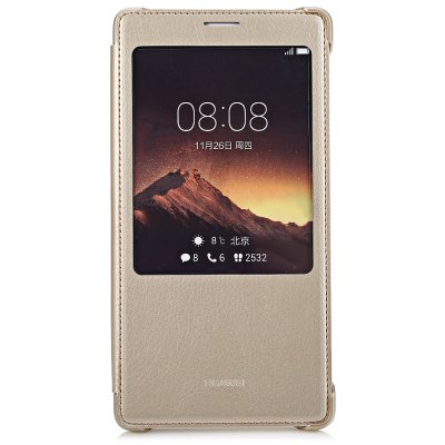 Original HUAWEI Mate 8 Smart Sleep Protective Cover Case PU Material with WindowCell Phone Accessories<br>Original HUAWEI Mate 8 Smart Sleep Protective Cover Case PU Material with Window<br><br>Brand: HUAWEI<br>For: Mobile phone<br>Compatible models: HUAWEI Mate 8<br>Features: Full Body Cases<br>Material: PU Leather<br>Style: Solid Color<br>Available color: Brown,Gold,Gray<br>Product weight: 0.048KG<br>Package weight: 0.150 KG<br>Product size (L x W x H): 15.800 x 8.200 x 1.000 cm / 6.22 x 3.228 x 0.394 inches<br>Package size (L x W x H): 19.200 x 11.700 x 1.500 cm / 7.559 x 4.606 x 0.591 inches<br>Package Contents: 1 x Protective Cover Case