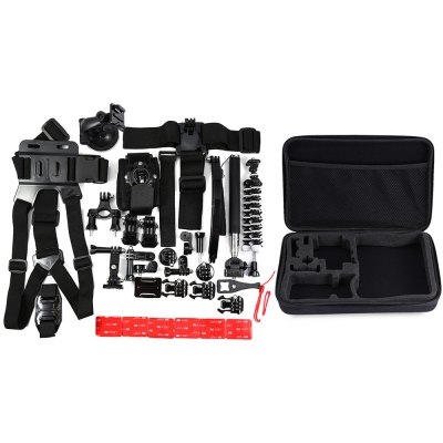 33-in-1 Outdoor Sports Camera Accessories Kit