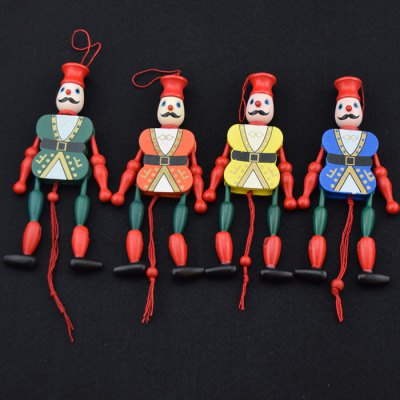 Clown Marionette Baby Hand Puppet Wooden Toy Home DecorPuppets<br>Clown Marionette Baby Hand Puppet Wooden Toy Home Decor<br><br>Materials: Wood<br>Theme: Movie and TV<br>Prototype of Character: Stories<br>Series: Lifestyle<br>Package weight: 0.100 kg<br>Package size: 20.000 x 8.000 x 5.000 cm / 7.874 x 3.150 x 1.969 inches<br>Package Contents: 1 x Wooden Puppet