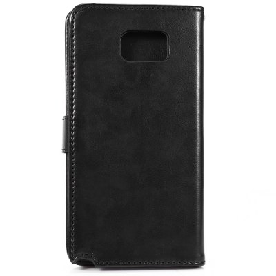 ФОТО Magnetic Card Slot Wallet Stand Leather Flip Case for Samsung Note 5