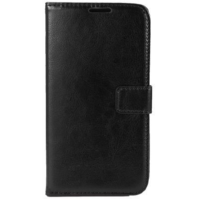 Magnetic Card Slot Wallet Stand Leather Flip Case for Samsung Note 4