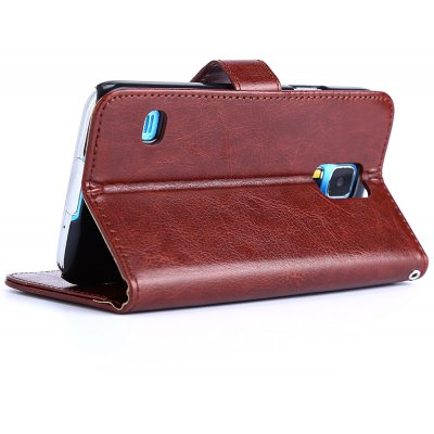 Magnetic Flip Leather Wallet Case Cover for Samsung S5