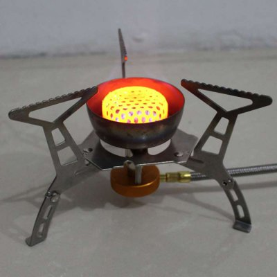 AOTU Wind Stove Head with Windproof Cover