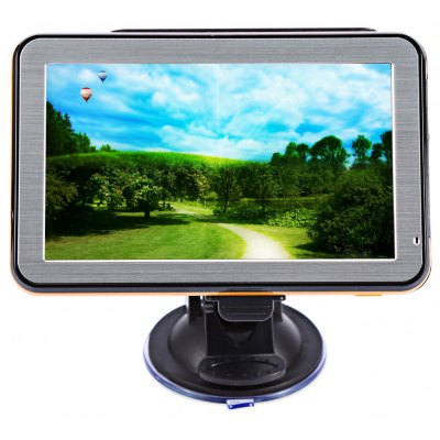5 inch Touch Screen Car GPS Navigation