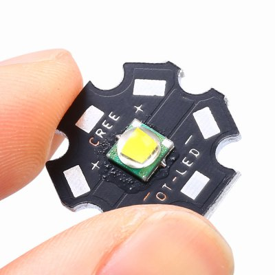 XLamp Cree XML T6 6500K DIY LED Emitter with Star PCB Board
