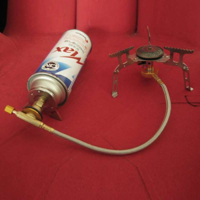AOTU Gas Tank Adapter for Outdoor Picnic
