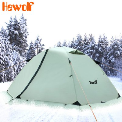Hewolf Professional Double-layer Double Tent