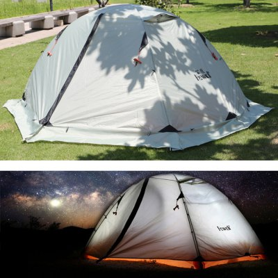 Hewolf Professional Double-layer Double Tent от GearBest.com INT