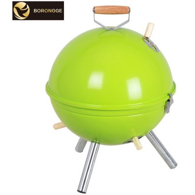 BORONGGE KW-016 Round Shape Camping Grill