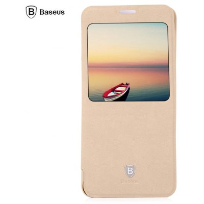 Baseus Smart Window Full Cover Stand Case for Samsung Galaxy Note 5