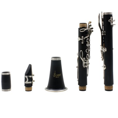 LADE 17 Key Bakelite Clarinet Music Education Classic Instrument