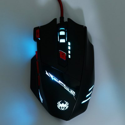 Фотография ZELOTES T-90 Wired USB Optical Game Mouse