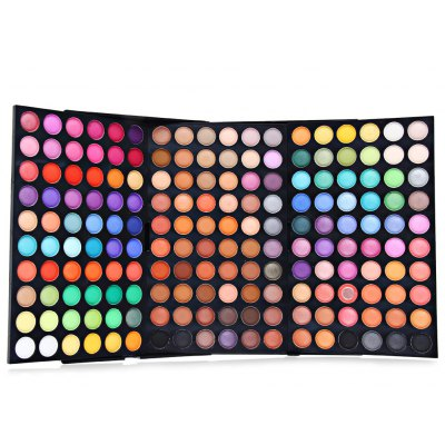180 Colors 3 layer colour makeup plate Warm  Eyeshadow