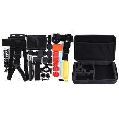 31-in-1 Outdoor Sports Camera Accessories Kit