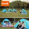 Hewolf Automatic Tent with Anti-UV Sun Block Function