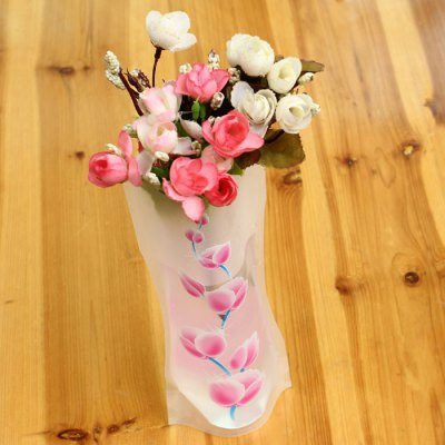 DIY Foldable PVC Vase