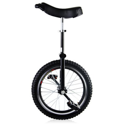 Фотография Cpai Unicycle with Adjustable Saddle for Cycling