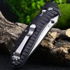 best Ganzo G7392P-BK Portable Axis Lock Pocket Knife