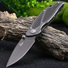 Enlan EW091 Frame Lock Pocket Knife Hollow Out Handle