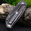 Enlan EW091 Frame Lock Pocket Knife Hollow Out Handle for sale